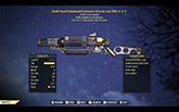 Double [Explode+15% VCF] Laser Rifle